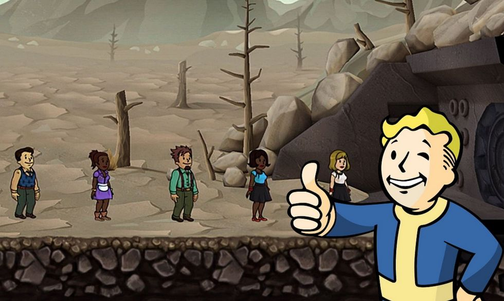 Fallout Shelter per Android