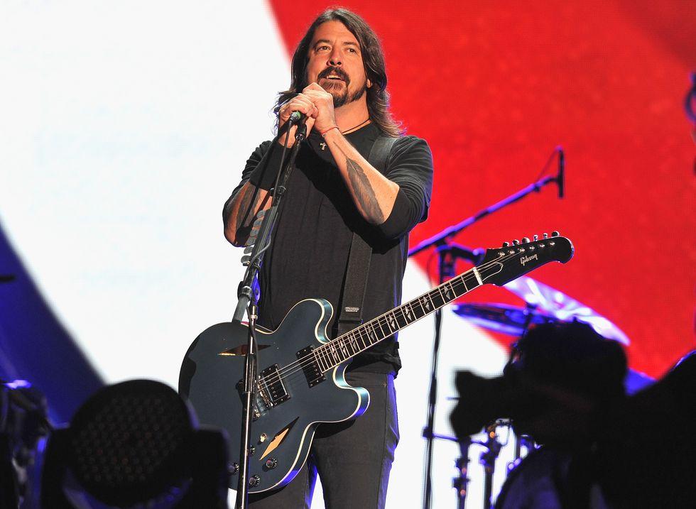 Foo Fighters: i 5 colpi di scena di Dave Grohl