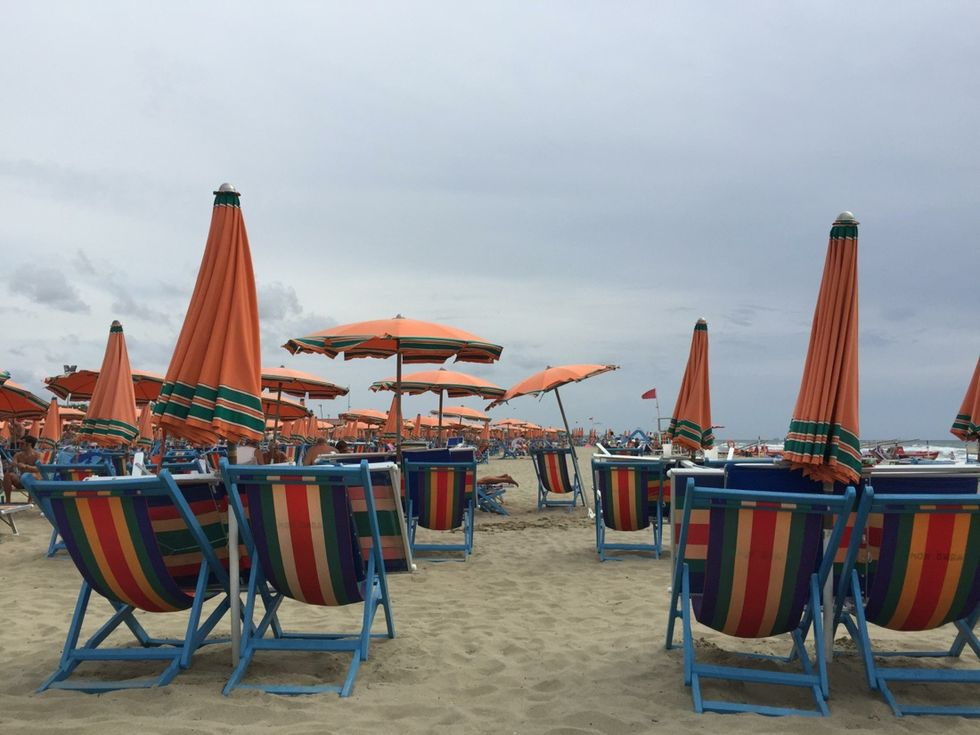 Il maltempo si abbatte sul rientro dalle vacanze