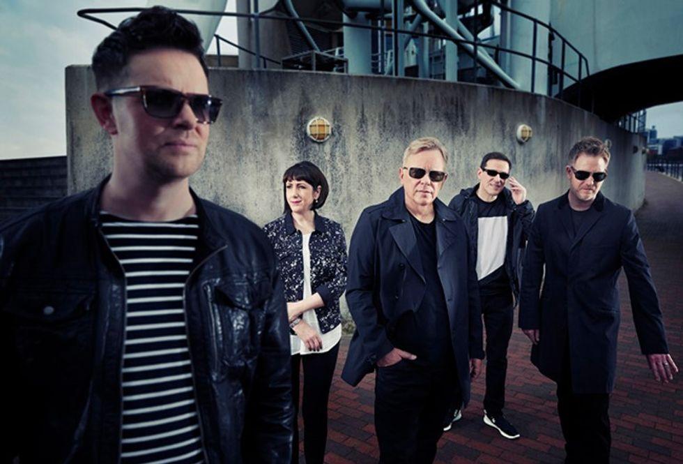 "New Order : il video di ""Restless"""
