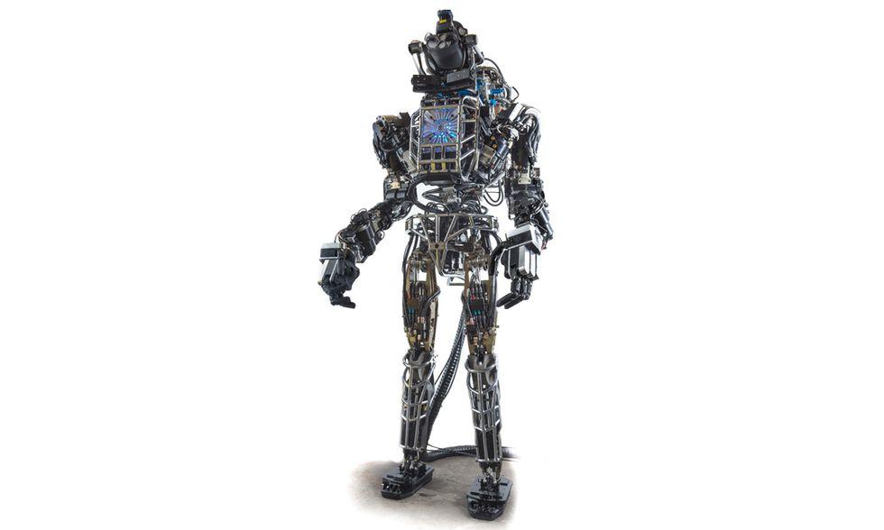 Atlas robot google