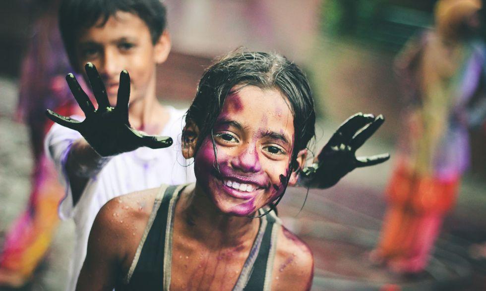 Bangladesh, i sorrisi dei bambini