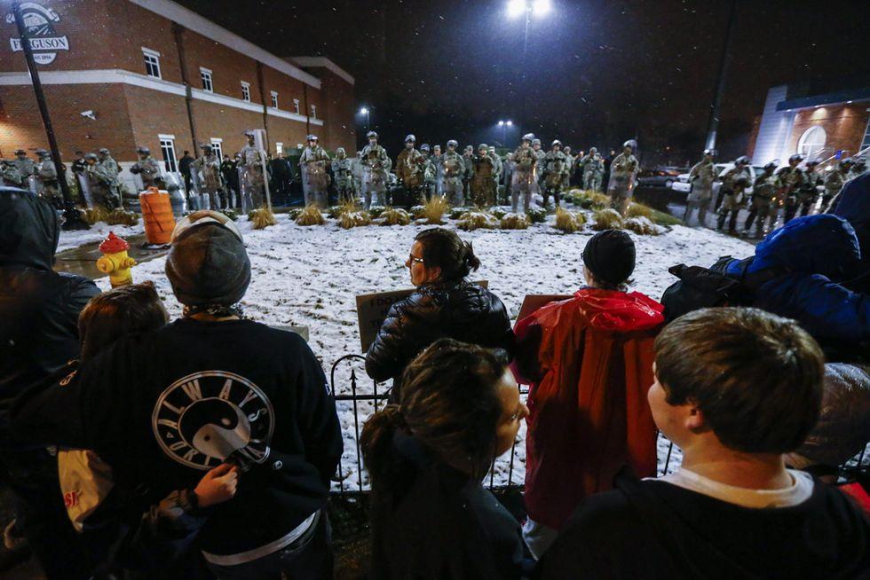 Dilaga negli Usa la protesta per il caso Ferguson