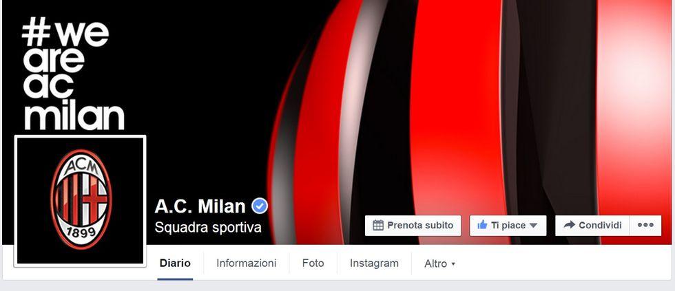 Serie A: la classifica delle squadre italiane più forti sui social
