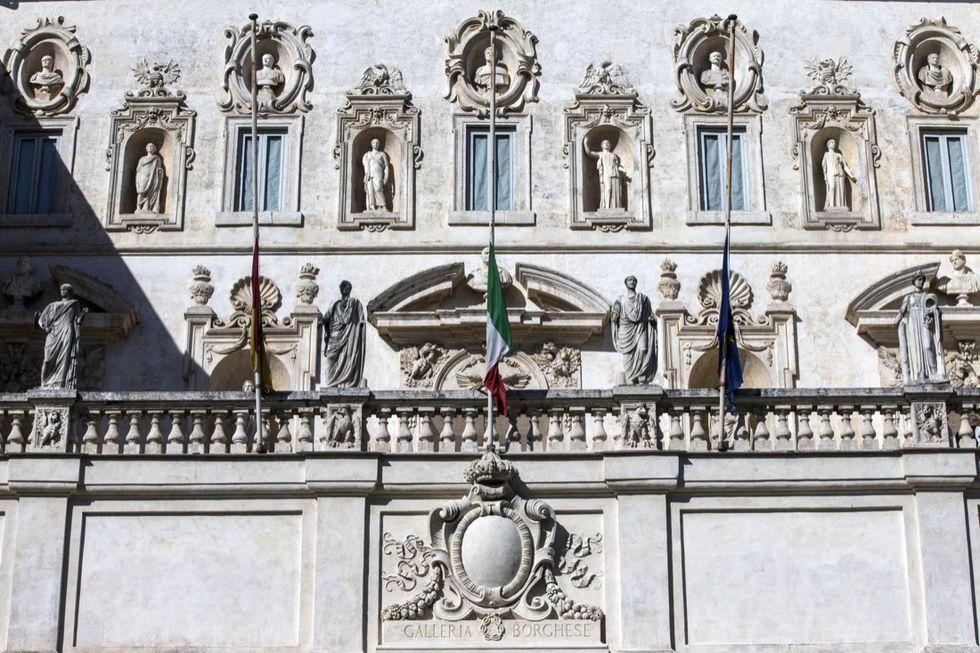 MUSEI ITALIANI IN LUTTO PER L'ARCHEOLOGO DI PALMIRA