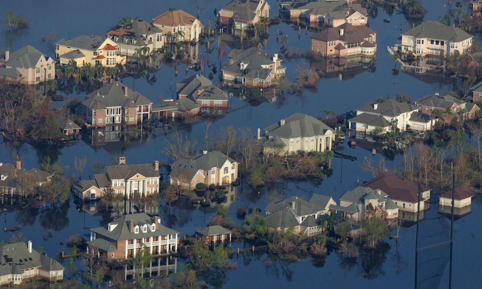 L'uragano Katrina su New Orleans, 10 anni fa - Le foto - Panorama