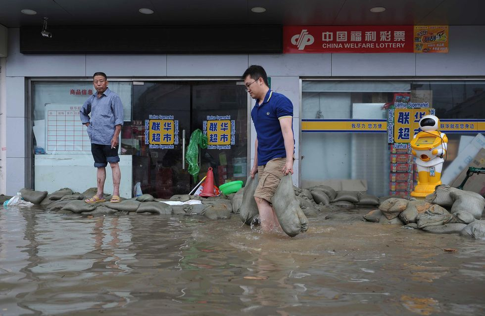 Cina, piove sul bagnato