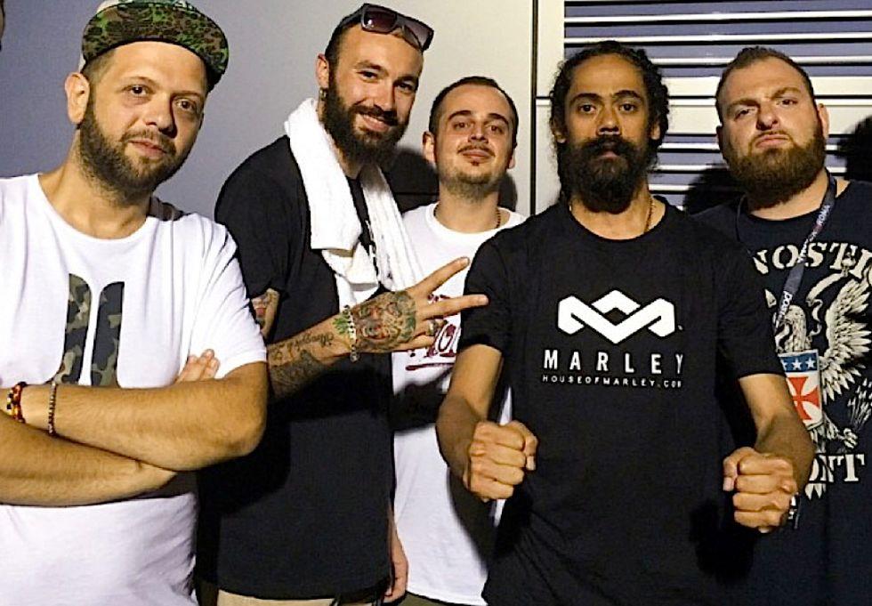 """Boom Da Bash: """"Da Damian Marley a Carroponte, vi raccontiamo il nostro tour"""""""