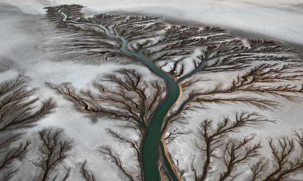 Acqua Shock: Edward Burtynsky in mostra a Milano