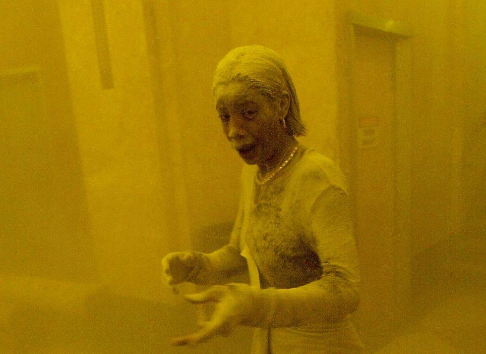 La morte di Dust Lady, simbolo dell'11 settembre