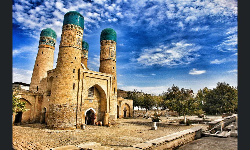 Registan, Uzbekistan - Christian Lindgren