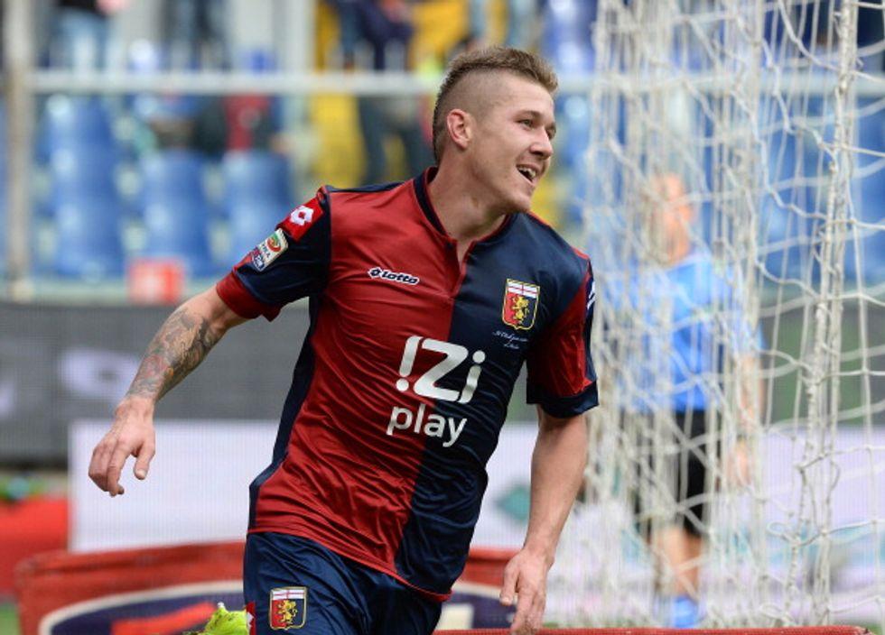 Sorpresa Milan: ecco Kucka dal Genoa