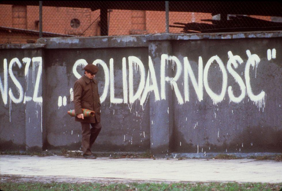 Danzica: 35 anni fa la nascita di Solidarnosc