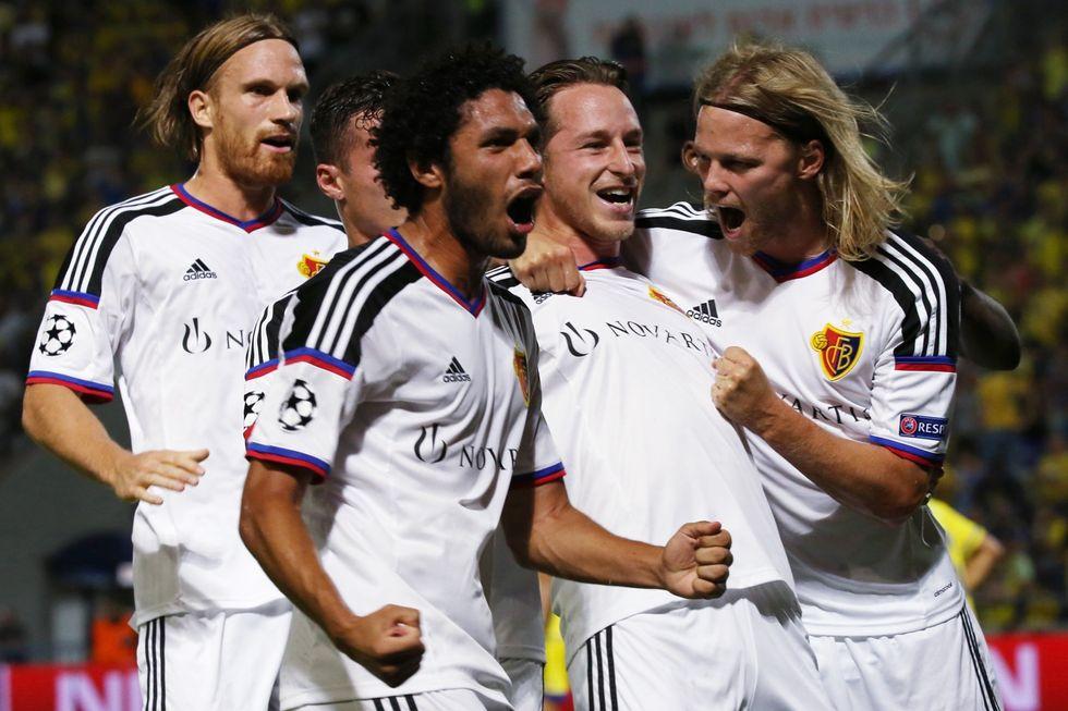 Europa League: La Fiorentina con il Basilea, Lazio - Dnipro e Napoli-Brugge
