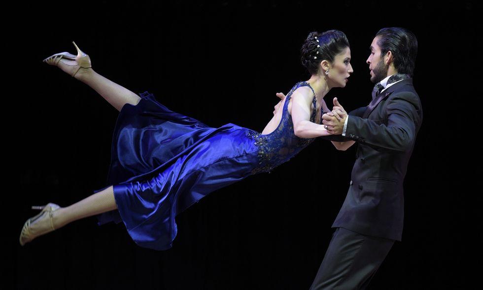 Mondiali di tango a Buenos Aires