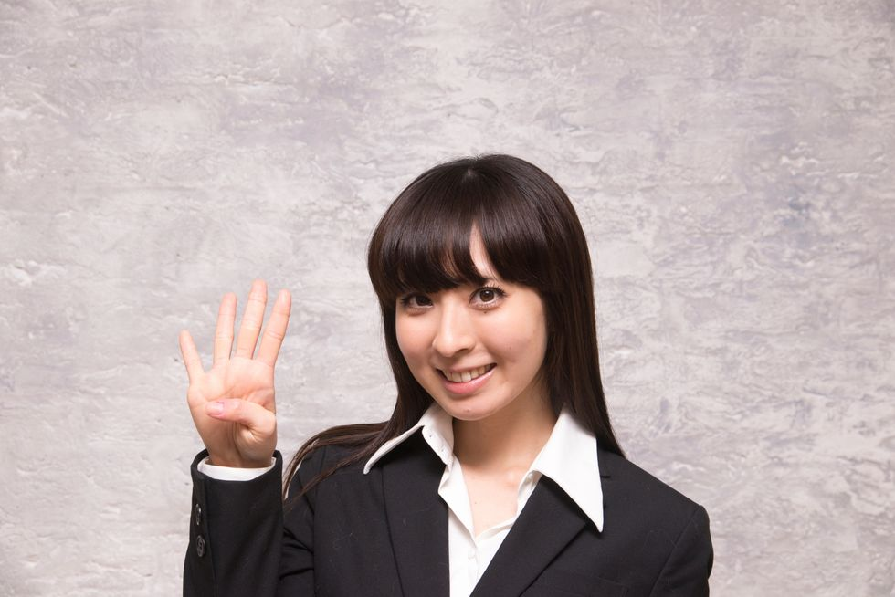 Numero 4 in Cina