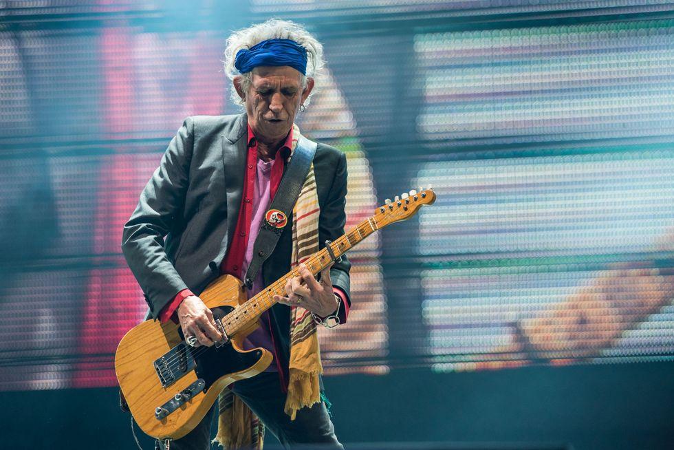 """Keith Richards: """"Un nuovo album degli Stones nel 2016"""""""