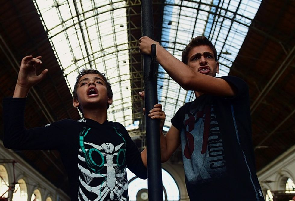 Immigrazione: tensione in Ungheria