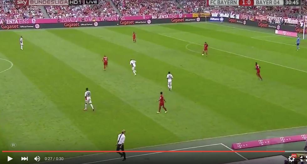 Vidal non capisce le tattiche del Bayern, Guardiola si infuria