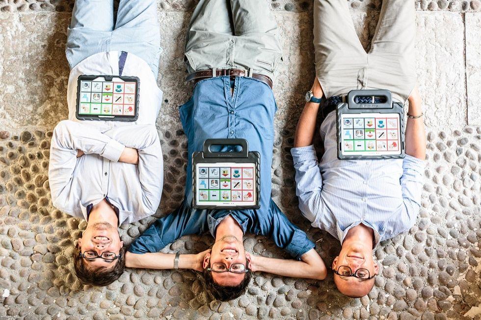 Un tablet per battere l'autismo