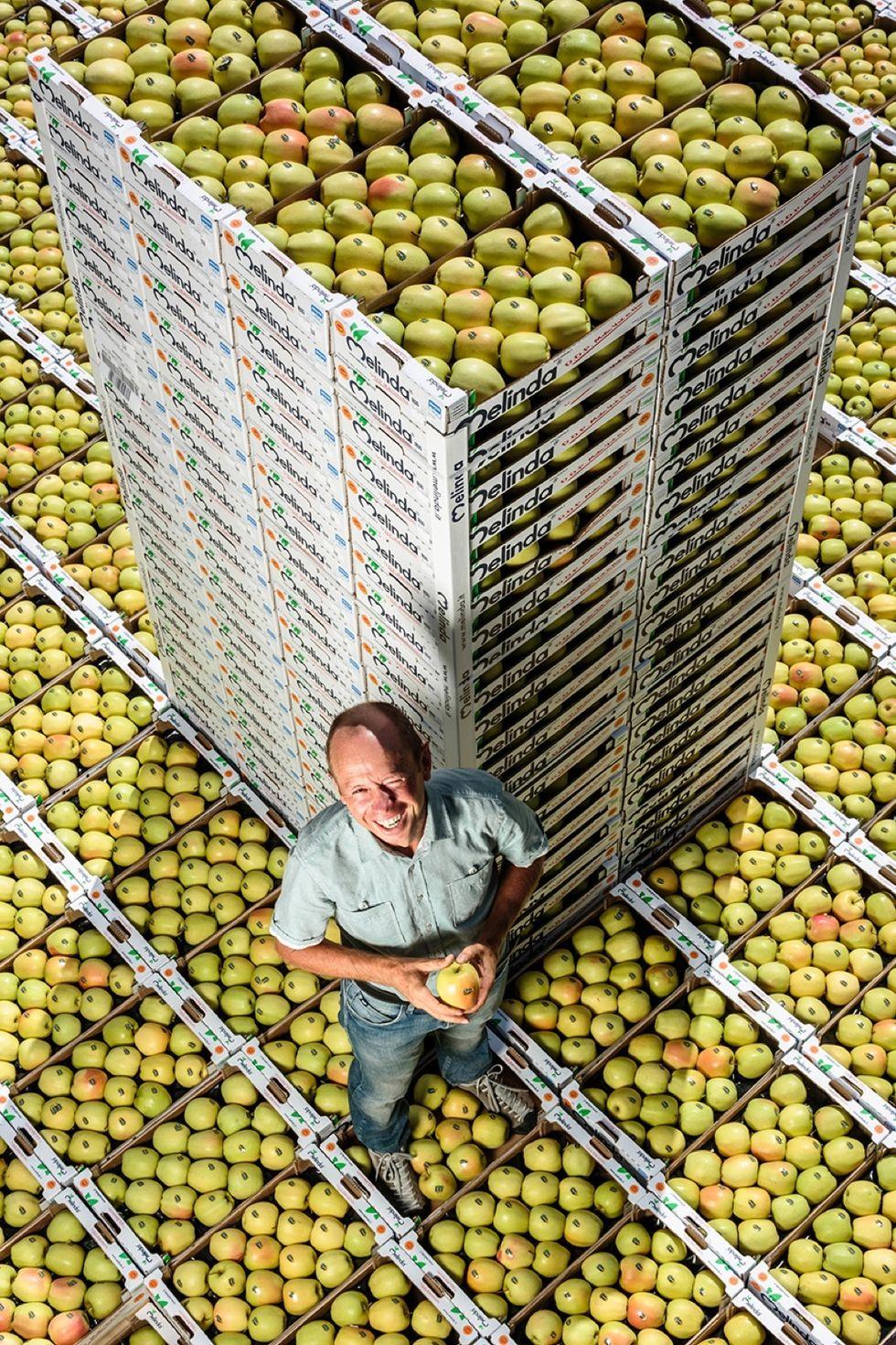 Non solo mele per il consorzio della frutta