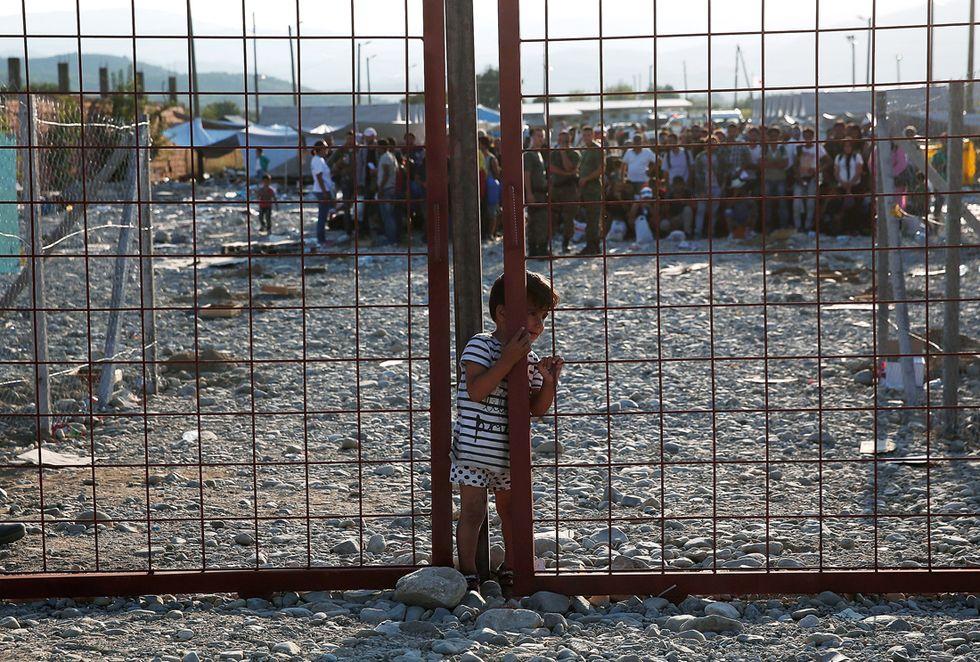 unicef bambini migranti