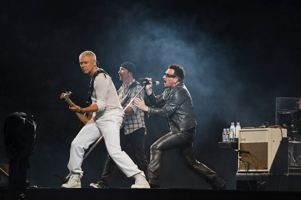 U2: trionfo a Torino - La scaletta e i video