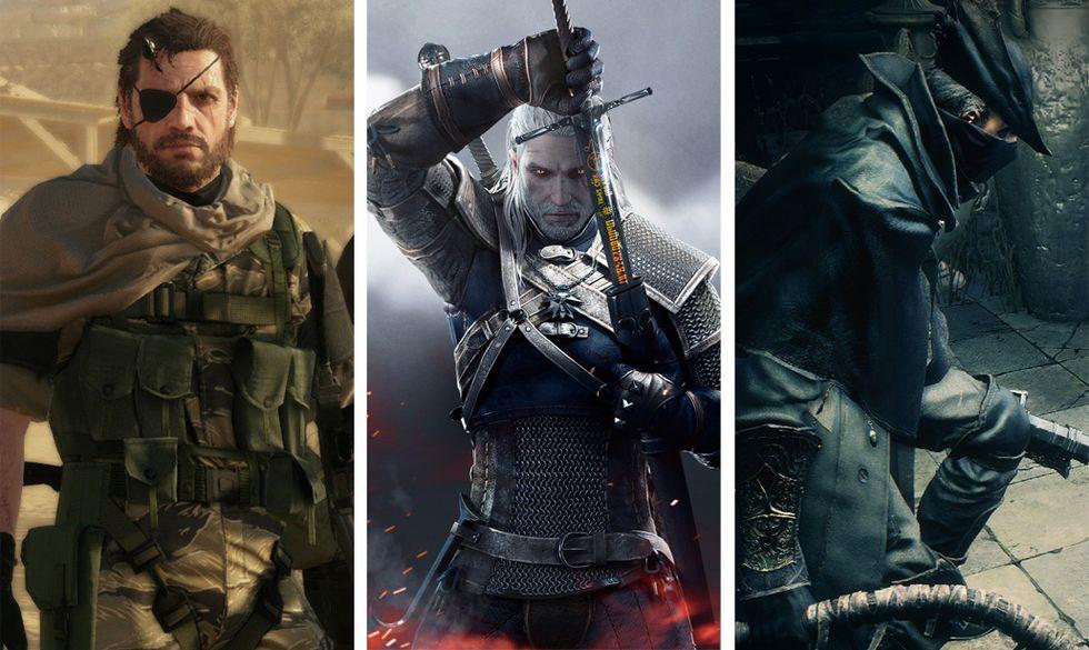 I migliori videogame del 2015