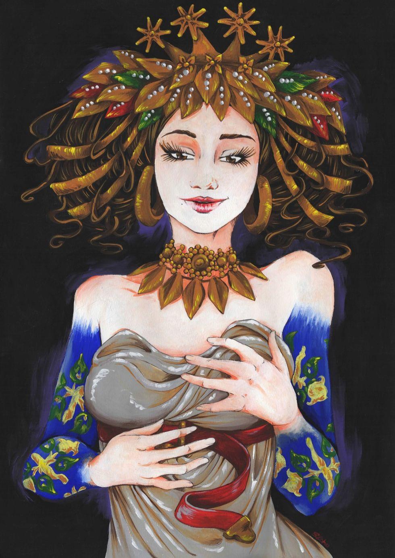 Tania Piccolo aka Storm Neverland