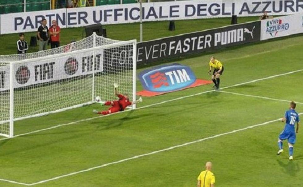 """Ascolti 06/09: gli Azzurri battono la Bulgaria, tiene """"Il segreto"""""""