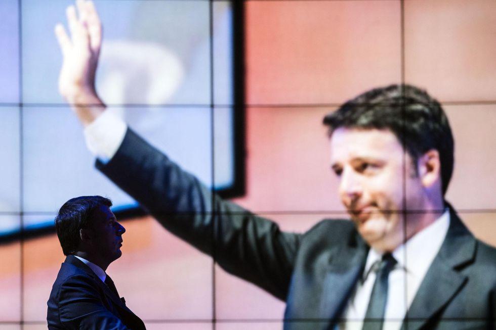 """Renzi: """"Ridaremo ai Comuni i soldi di Imu e Tasi"""""""