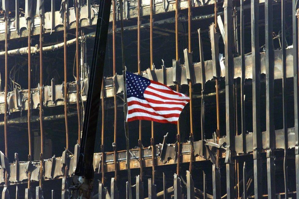 bandiera usa storia