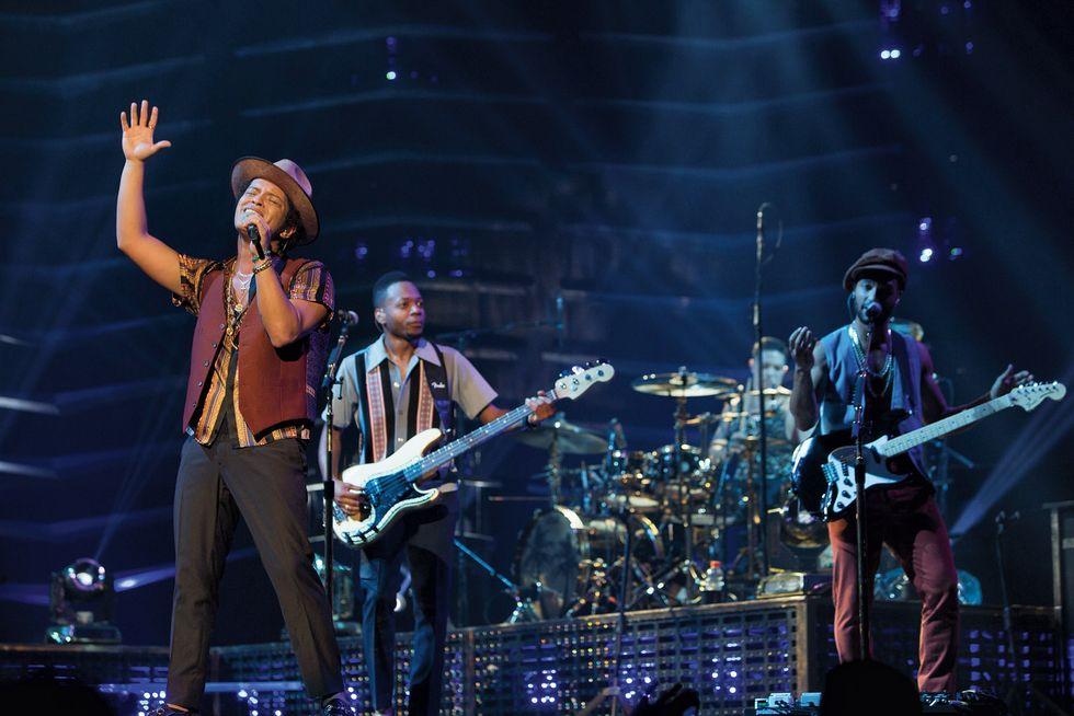 Bruno Mars sarà di nuovo protagonista del Superbowl