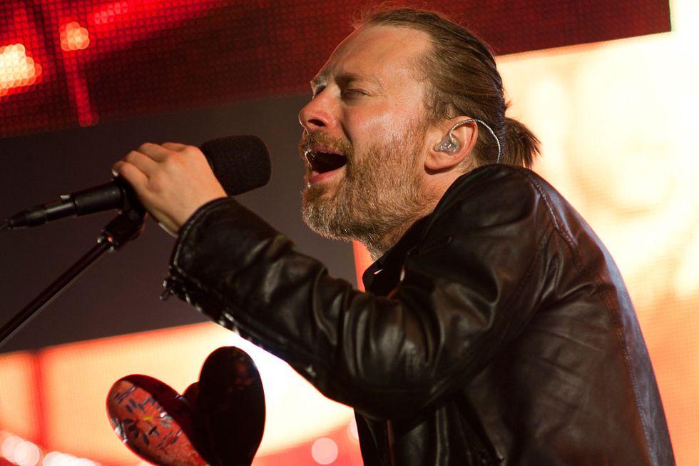 Thom Yorke in concerto a Torino il 6 novembre