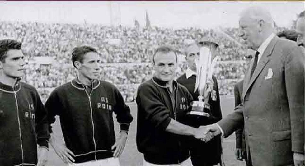 Gli 80 anni di Giacomo Losi, calciatore e partigiano