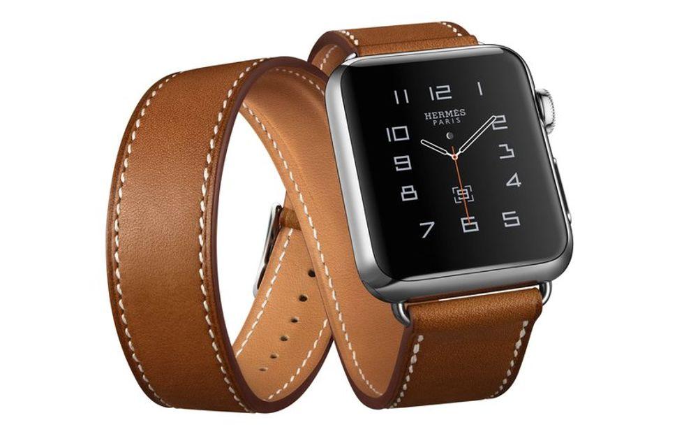 Apple Watch Hermès, l'orologio di lusso di Cupertino
