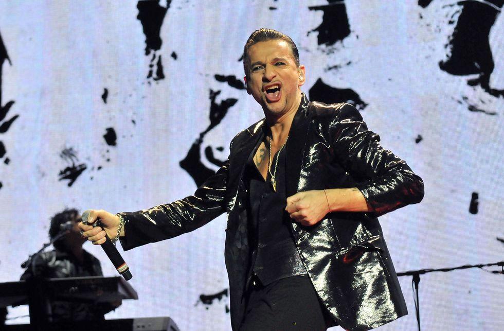 Dave Gahan (Depeche Mode) in concerto a Milano il 4 novembre