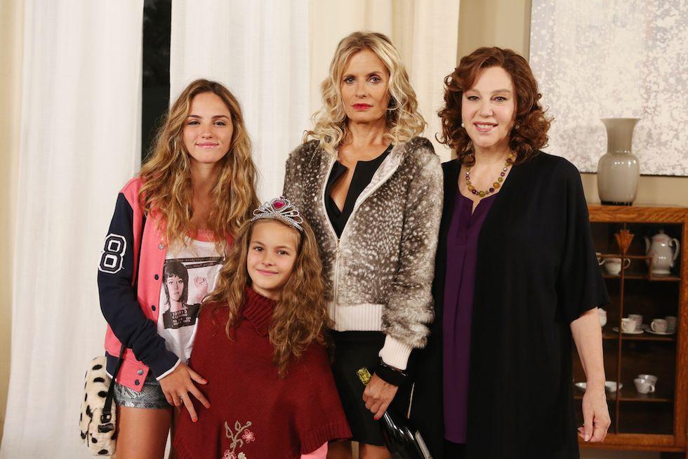 Una grande famiglia 3: quali segreti nasconde Claudia?