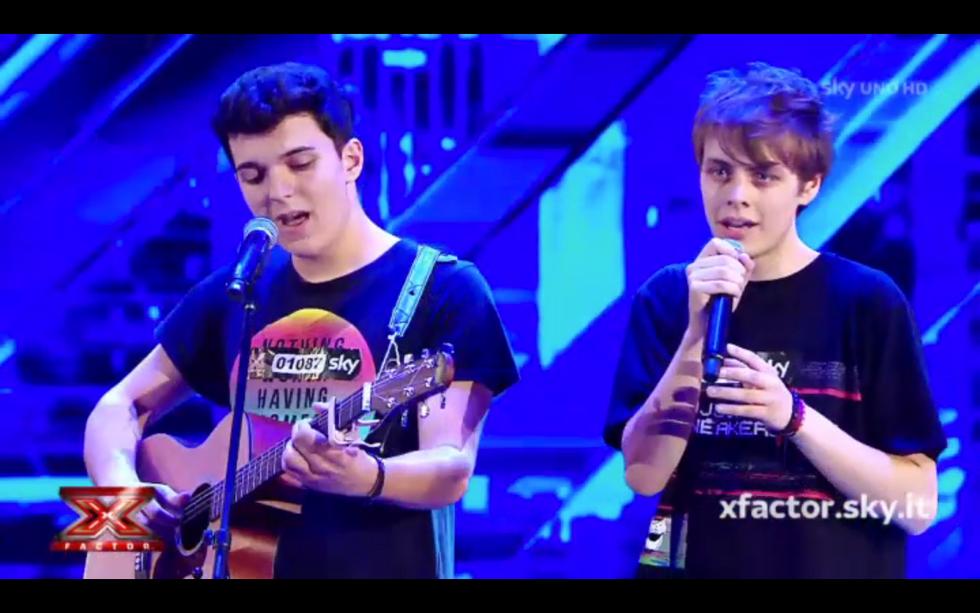 X Factor 9: le Audizioni. Urban Strangers e le pagelle della prima puntata