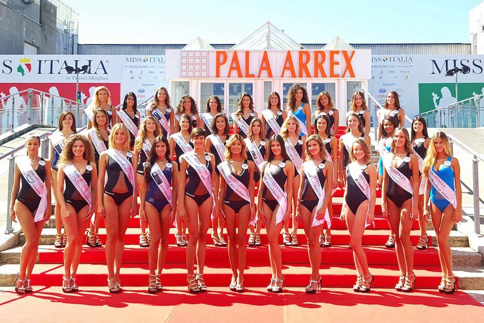 miss italia 2015 33 finaliste