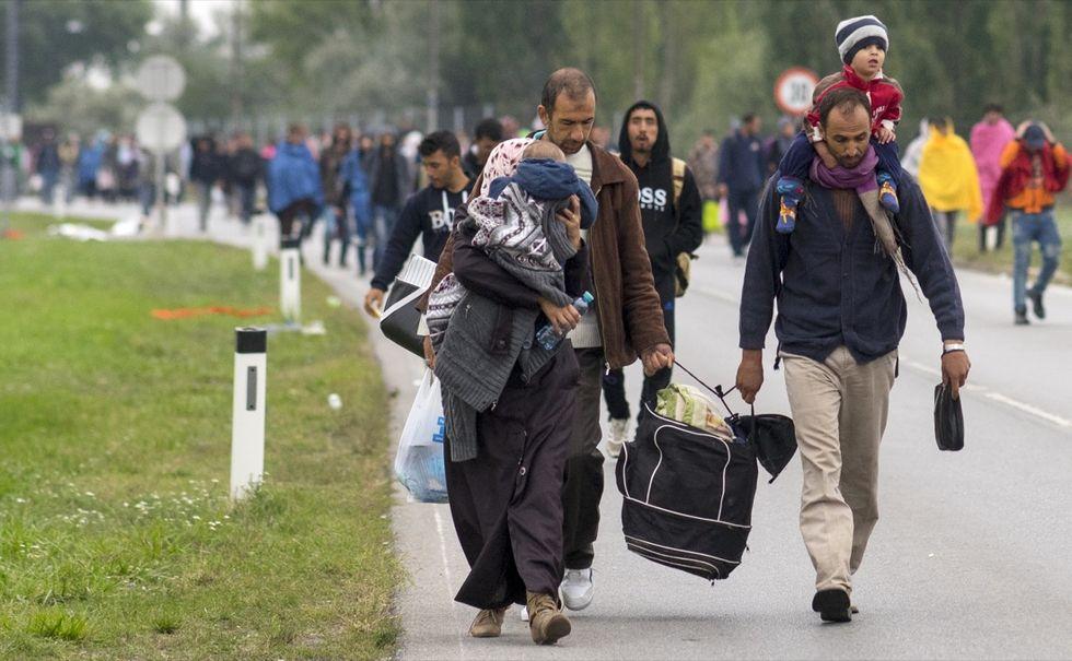 Austria-rifugiati