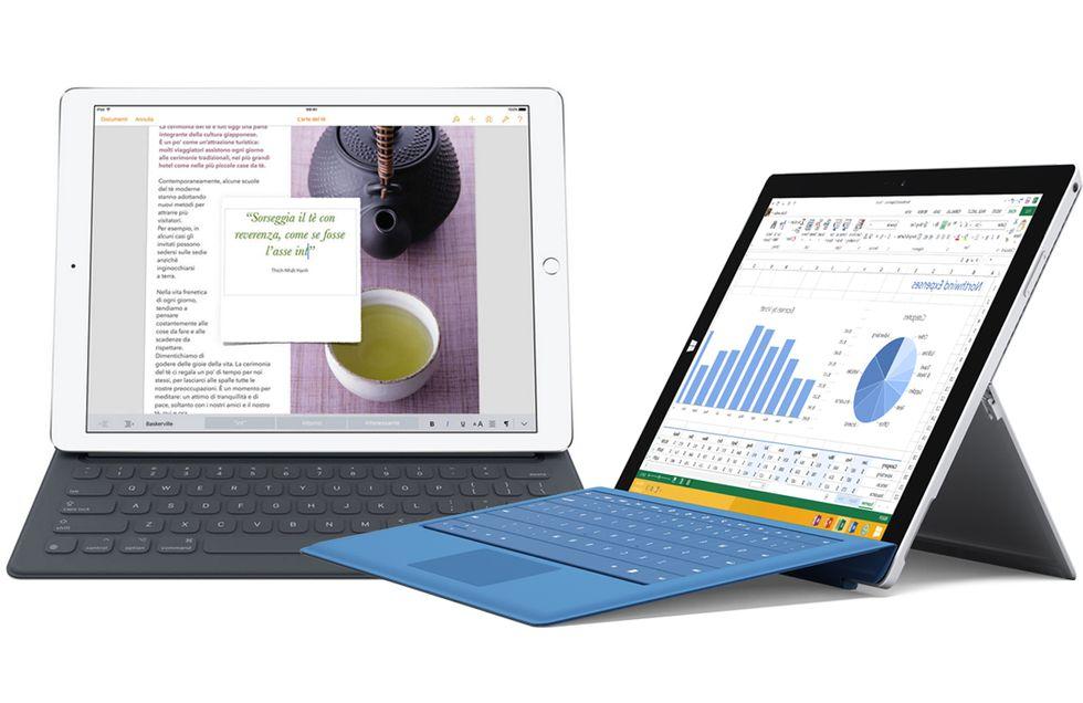 Microsoft risponde ad Apple: il 6 ottobre arriva Surface 4 Pro