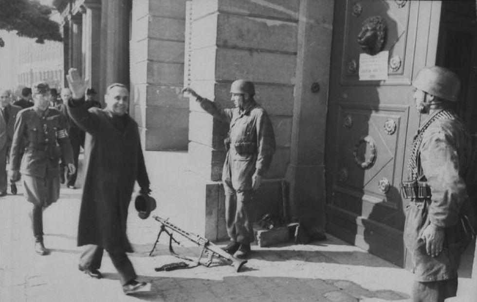 Le Croci Frecciate e le origini del nazismo ungherese