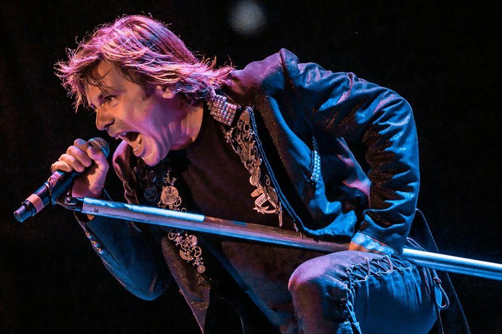 Iron Maiden: annunciate le prime date del tour 2016
