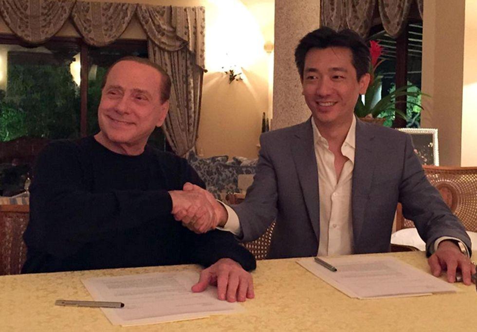 Milan: Silvio Berlusconi riceve ad Arcore Mr. Bee
