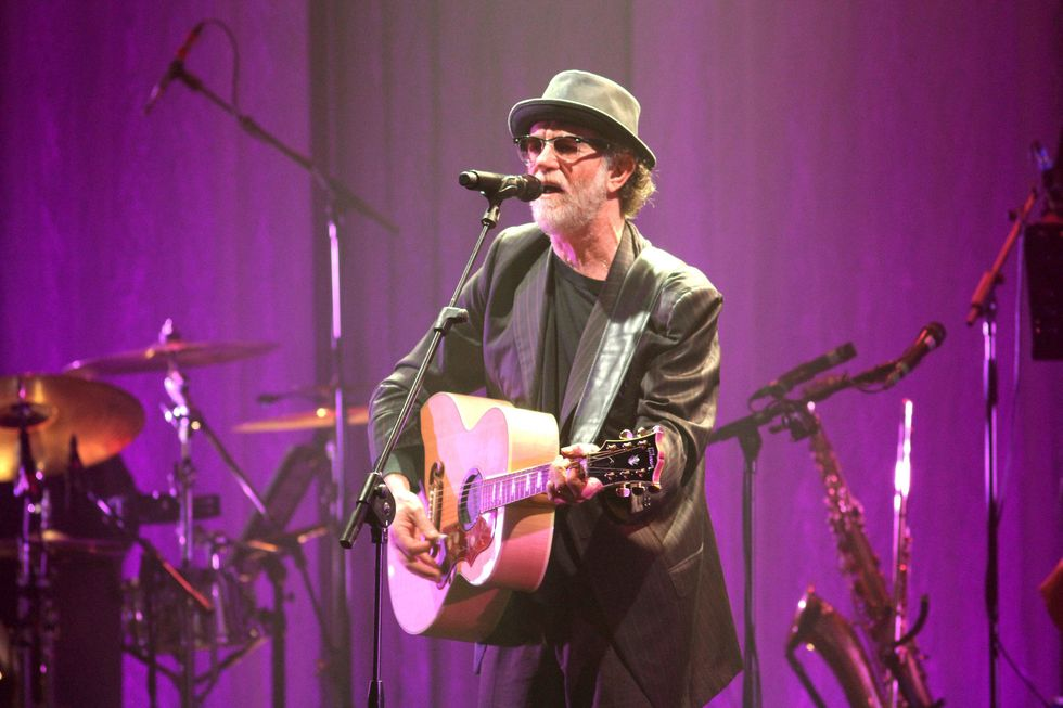 """De Gregori, il tributo a Dylan: """"Amore e furto"""" - La tracklist definitiva"""