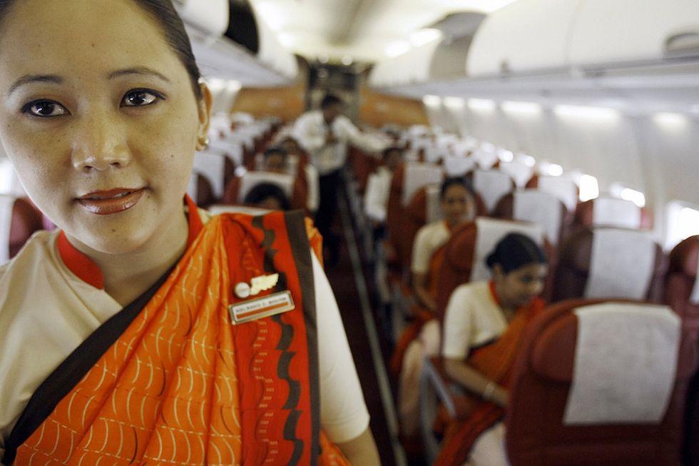 Hostess Air India