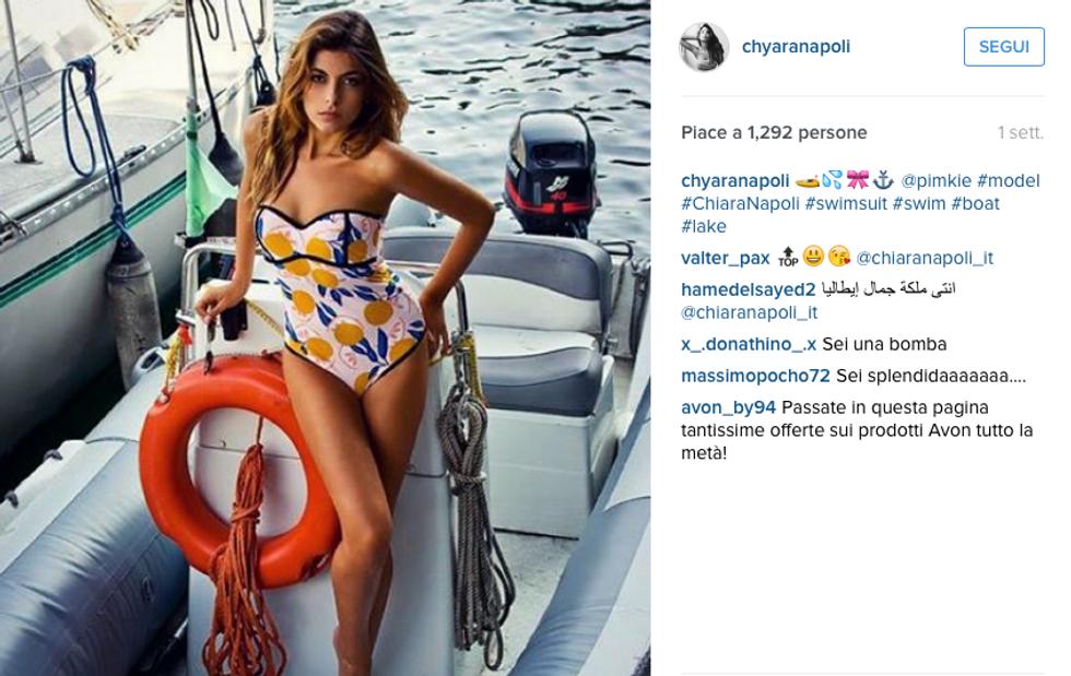 Chiara Napoli Instagram