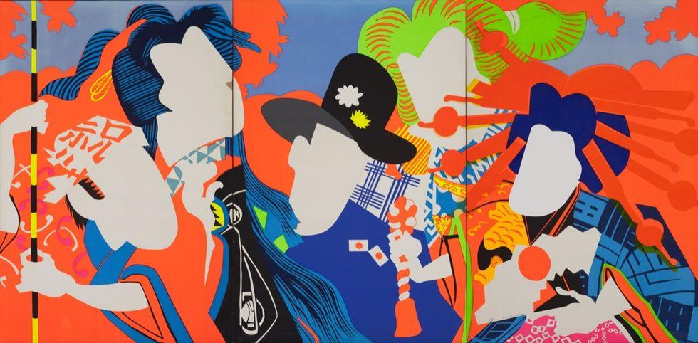 Ushio Shinohara, Doll Festival 1966