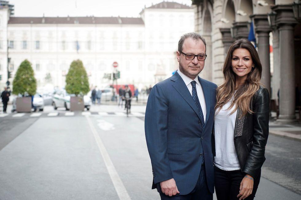 Grand Tour d'Italia, la prima puntata: Torino